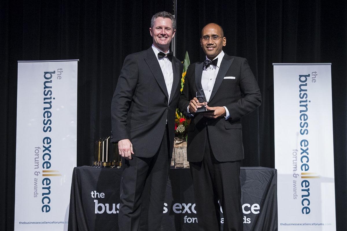 Coach Awards - Best Community Impact - Marvin Suwarso 1