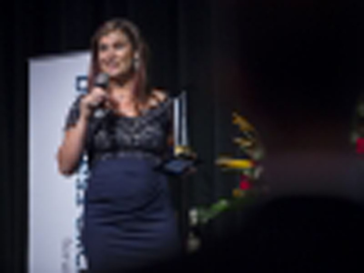 Young Entrepreneur of the Year - Jane Chambers, coached by Rueben Taylor 4