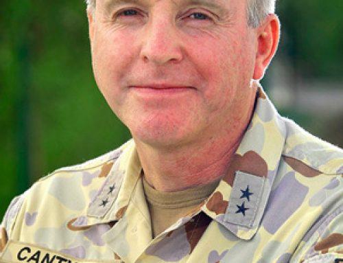 Major-General (Rtd) John Cantwell AO DSC